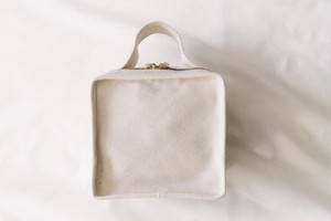 Canvas 7inch Record Bag