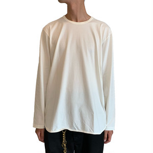 ELS LS CN TEE <OFF WHITE> 【CURLY】