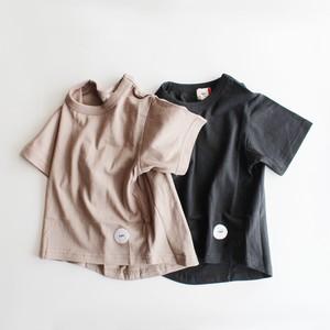 ブラックSのみ FOV PLAIN Tシャツ  (S/M/L/XL/F) アッシュグレー/ブラック 600603 ※2枚までメール便可