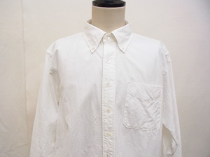 THE Comfortable TIME / BD SHIRTS / OXFORD