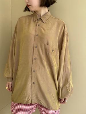 yoke shirt  / 7SSTP20-18