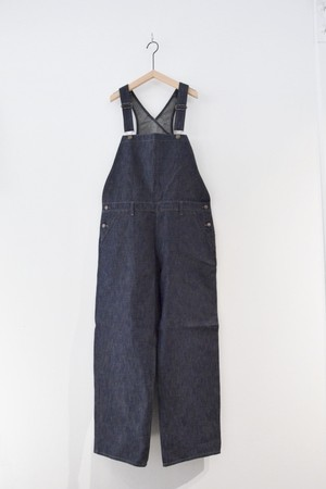 【BIG MAC × ORDINARY FITS】DENIM OVERALL