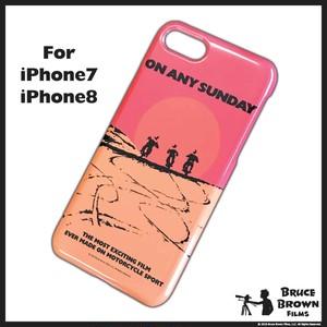 iPhone7 & 8ケース・On Any Sunday (オンエニーサンデイ)・サン