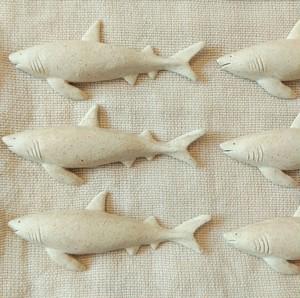 MMC - サメ*箸置き