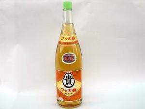 フッキ酢シルバー(標準酢) 1.8リットルビン  6004