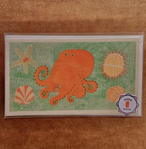 カード(封筒付き)/tarabooks