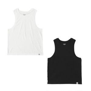 EXAMPLE UNDERWEAR 2PACK TANK TOP / BLACK & WHITE