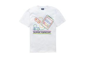 【受注販売商品!!2017年10月24日締め切り!!】スーパーファミコン/SF-BOXデザインT グレー