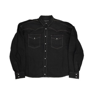 Y/PROJECT BOXY SHIRT WESTERN