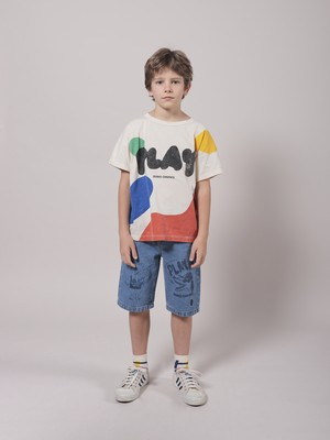 【予約1月下旬入荷】bobochoses(ボボショセス)Play Landscape Short Sleeve T-Shirt Tシャツ