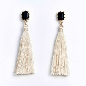 Tassel Pierce or Earrings