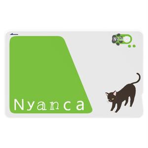 Nyanca【ICカードステッカー】