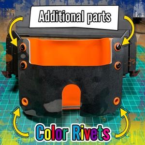 【追加パーツ】カラーリベット(Color Rivets)