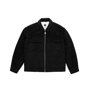 POLAR SKATE CO (ポーラー) / CORD JACKET - BLACK -