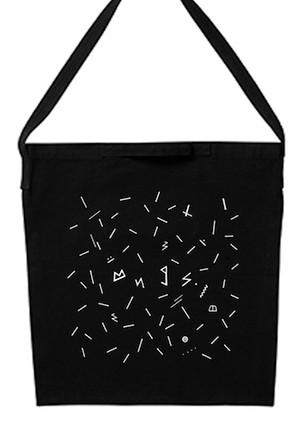 """idea pattern"" 2WAY BAG(Can Badge付き)"