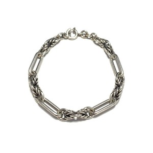 Antique/アンティーク Sterling silver bracelet