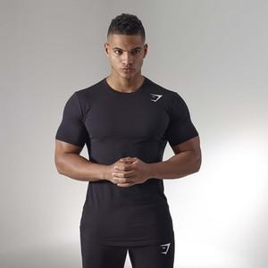 GymShark ジムシャーク ARK Tシャツ– 黒【Black】 メーカー直輸入品!