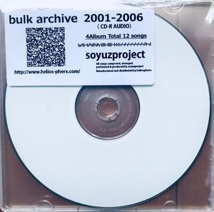 【在庫僅少】bulk archive 2001-2006