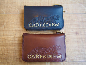 BANK Wallet MID <carpe diem Tiger>