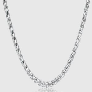 316L Wheat Chain Necklace