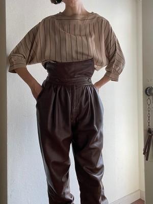 Dolman sleeved Blouse
