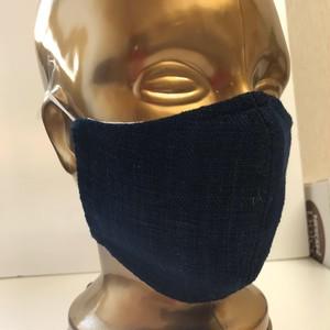 藍染マスク