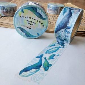 鯨ヶ丘マスキングテープ