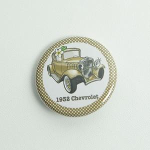 1932 Chevrolet 缶バッジ