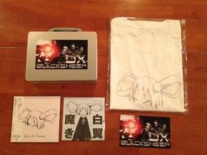 ★限定商品★blacksheep『∞-メビウス- DX BOX』特典CD・ステッカー付(特典Tシャツ白)/2013年8月18日発売 VSP-0006