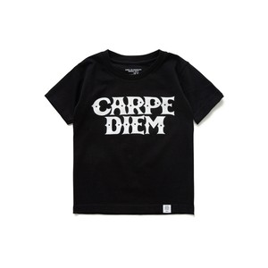 BEDWIN x CARPE DIEM コラボTシャツ 【キッズサイズ】(ブラック)