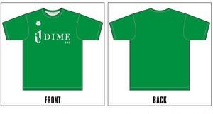 TOKYO DIME ユニフォームロゴTシャツ GREEN(在庫処分セール)