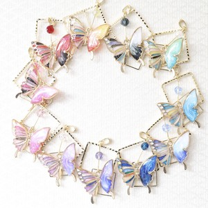 ⌘ 導きの蝶 ⌘ ロングネックレス