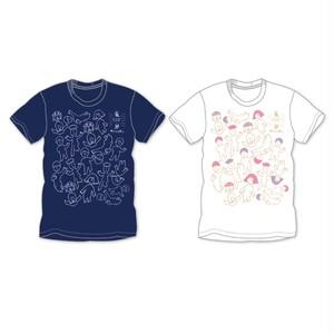 東京再起動Tシャツ