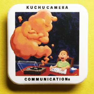 COMMUNICATIONs缶バッジ