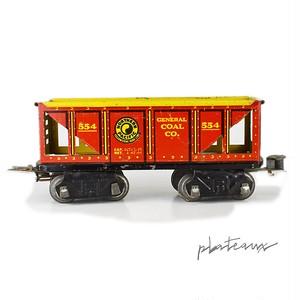 Marx 鉄道模型 CENTRAL COAL CO 554  石炭貨車