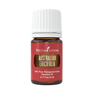 オーストラリアン エリシフォリア /ほのかな甘さがあるウッディーな香り