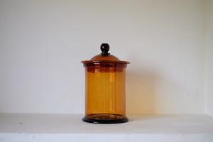 標本用ガラス容器