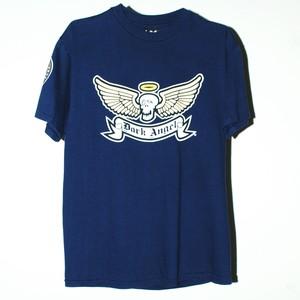 『Born To Kick Arse』 90s UK vintage T-shirt