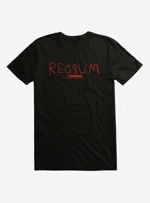 Tシャツ シャイニング レッドラム