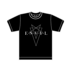 ロゴTシャツ(black)