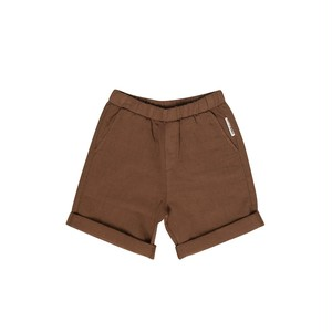【made for mini】 CARAMEL COYOTE / CHINO SHORTS