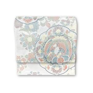 正絹袋帯 6-1912 モデル使用品 仕立上り