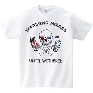 [キッズTシャツ] Watch a movie