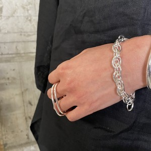Nothing And Others【ナッシングアンドアザーズ】Circle Continuous Bracelet .