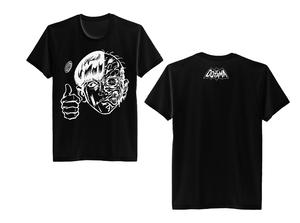 悪役Tシャツ(黒)