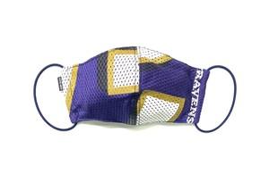 【夏用デザイナーズマスク 吸水速乾COOLMAX使用 日本製】SPORTS MIX MASK F0812147