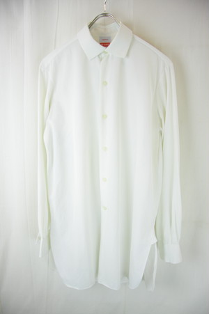 Old French Nylon Dress Shirt
