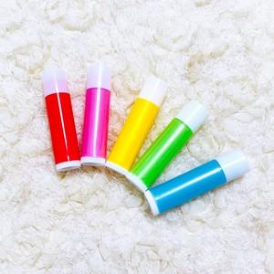 リップクリーム容器(カラー)10個