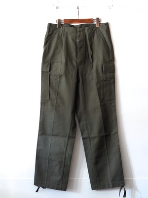 Dead Stock Army Cargo Pants Khaki