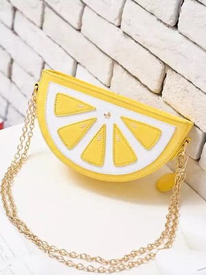 Lemon kids  bag